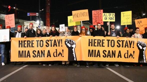 Avusturya İstihbaratı Sokağa Çıkanı ''Radikal'' İlan etti