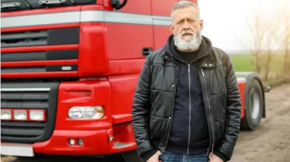 Kamyon Şoförü Hakkı Olan 16 Bin Euro'yu Aldı
