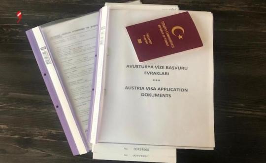 Avusturya Konsolosluğu: Geri Döneceğini İspat Et!